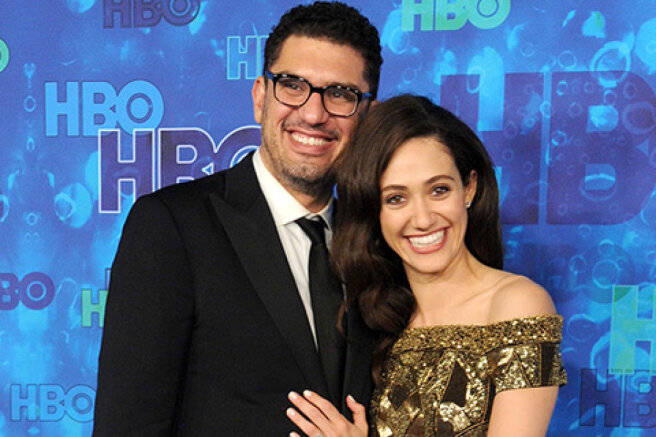 Emii Rossum and Sam Esmail became parents for the first time