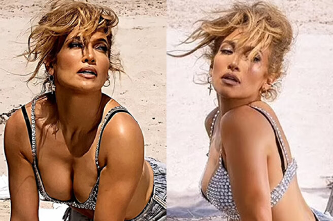 """Jennifer Lopez spoke about the changes: """"The best time in my life"""""""