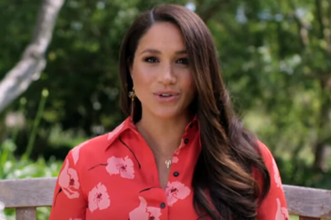 Meghan Markle took part in the Vax Live concert and spoke about the future for her daughter