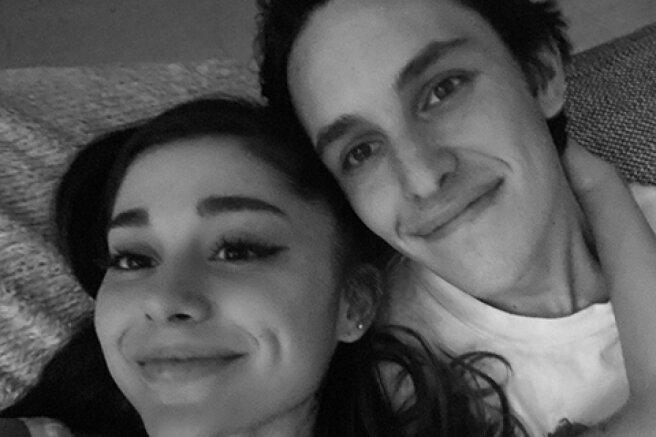 Ariana Grande secretly married