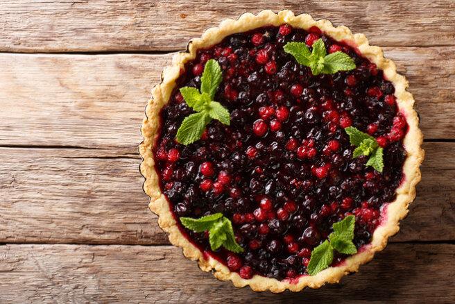 Gluten-free pastries