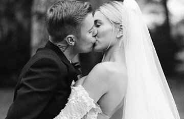 Hailey and Justin Bieber celebrate their third wedding anniversary and publish archive photos