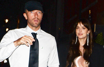 Chris Martin publicly confessed his love to Dakota Johnson at the concert: how the couple spends their time in London