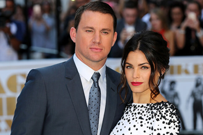 """Channing Tatum's ex-wife Jenna Dewann spoke about the difficult period after the birth of their daughter: """"I was without a partner"""""""