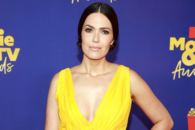 Mandy Moore, Elizabeth Olsen and others at the MTV Movie & TV Awards-2021
