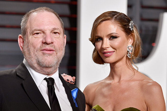 Harvey Weinstein and Georgina Chapman have officially filed for divorce