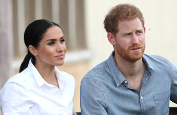 Prince Harry spoke about Meghan Markle's suicidal thoughts and her tantrum before the controversial interview with Oprah Winfrey