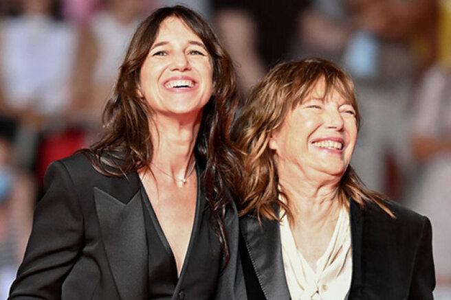 Cannes-2021: Charlotte Gainsbourg, Jane Birkin, Helen Mirren at the evening premieres