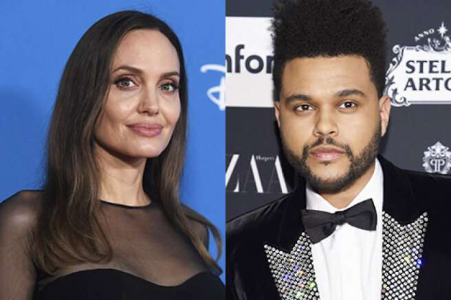 Flirting or a business meeting: Angelina Jolie and Bella Hadid's ex-boyfriend The Weeknd went to dinner