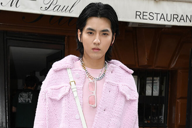 K-pop star Chris Wu was detained in China after being accused of rape