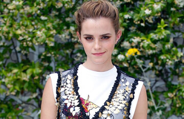 Emma Watson commented on the rumors about her engagement