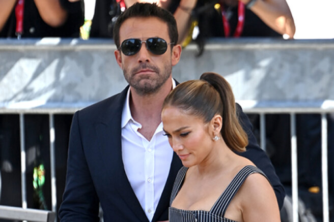 Jennifer Lopez and Ben Affleck's Italian vacation continues: new photos of the couple