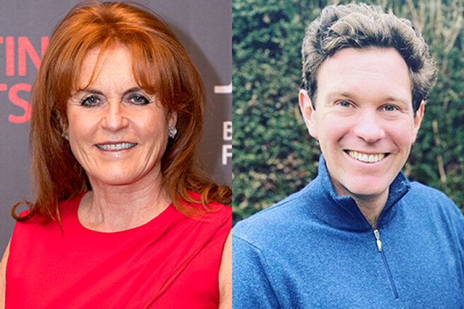Sarah Ferguson commented on the scandalous photos of her son-in-law Jack Brooksbank in the company of models