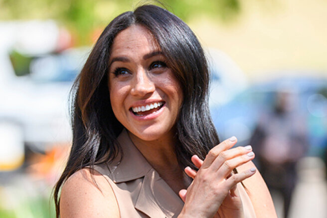 A modest buffet and cake from Prince Harry: how Meghan Markle will celebrate her 40th birthday