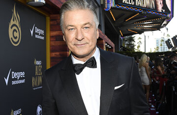 Alec Baldwin accidentally shot a woman on the set of a movie