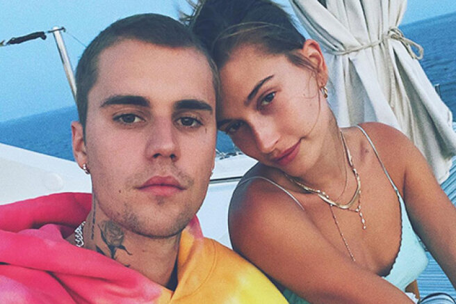 Hailey Bieber commented on rumors of a public quarrel with her husband Justin