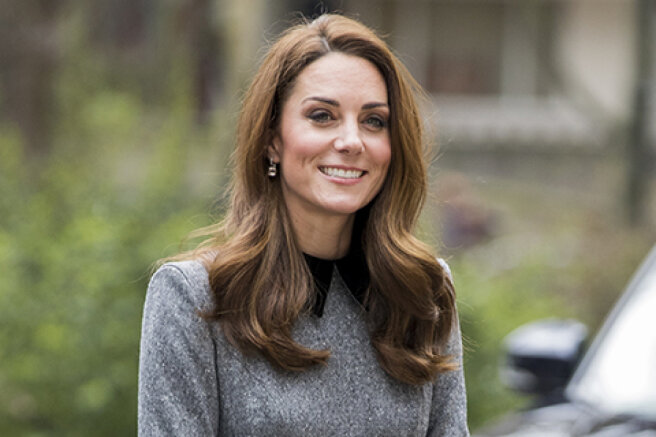 It became known why Kate Middleton was not at the opening of the monument to Princess Diana