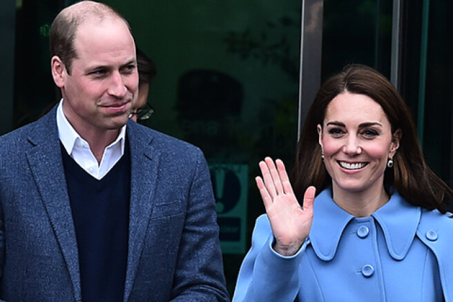 Kate Middleton and Prince William have their own YouTube channel: the first video of the couple