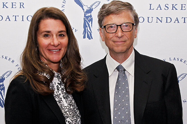 Bill and Melinda Gates have officially divorced