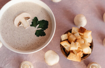 Mushroom dishes in the post: TOP 5 delicious recipes