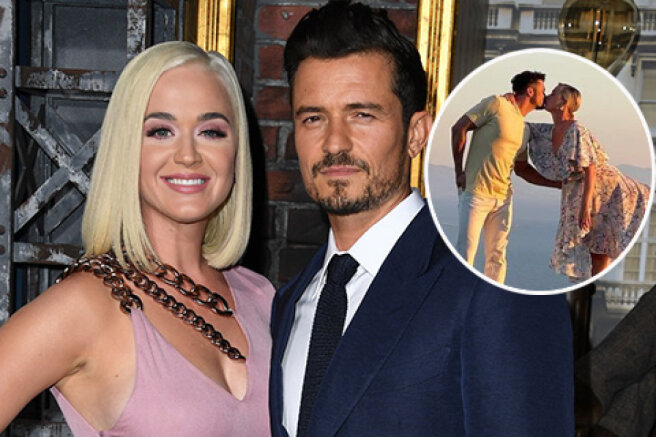 Katy Perry and Orlando Bloom spend a romantic vacation in Turkey