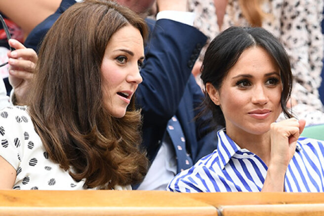 """An insider said that Kate Middleton began to communicate more often with Meghan Markle: """"She is trying to establish a relationship"""""""