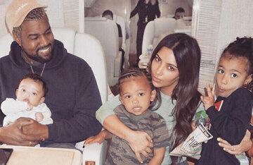 "Kim Kardashian pathetically congratulated ex-husband Kanye West on his birthday: ""I will love you all my life"""