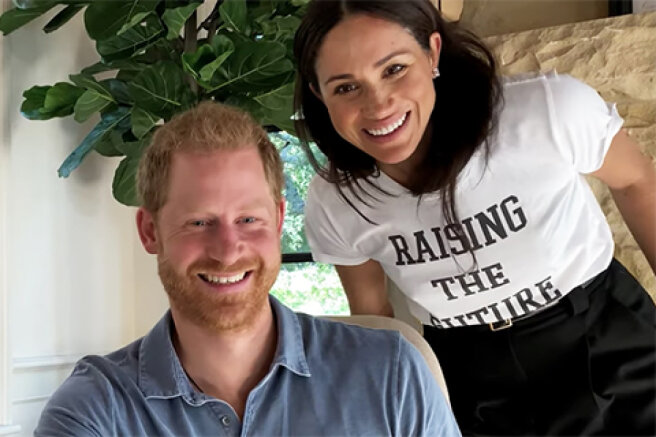 Meghan Markle has appeared in a documentary by her husband Prince Harry and Oprah Winfrey about mental health