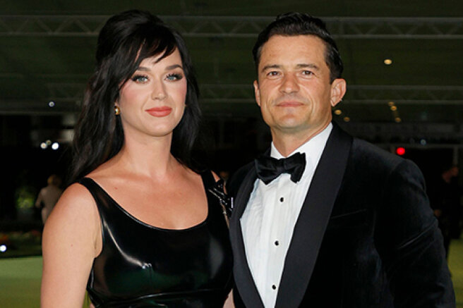 Katy Perry and Orlando Bloom, Kaia Gerber, Lady Gaga and others at the gala evening in Los Angeles