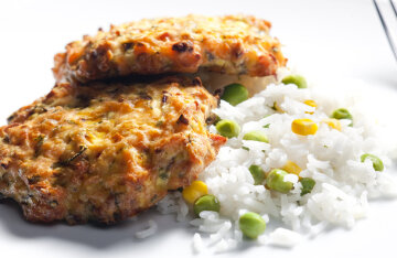 Vegetarian table: two very tasty recipes for cutlets