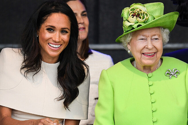 Kate Middleton and Prince William, Elizabeth II, Prince Charles and his wife Camilla congratulated Meghan Markle on her birthday
