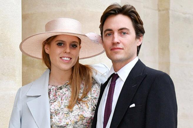 Princess Beatrice and Edoardo Mapelli-Mozzi became parents