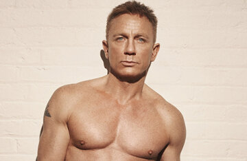 Daniel Craig admitted that he often goes to gay clubs