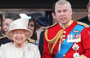 Prince Andrew was handed documents in the case of the rape of a minor, which he previously refused to accept