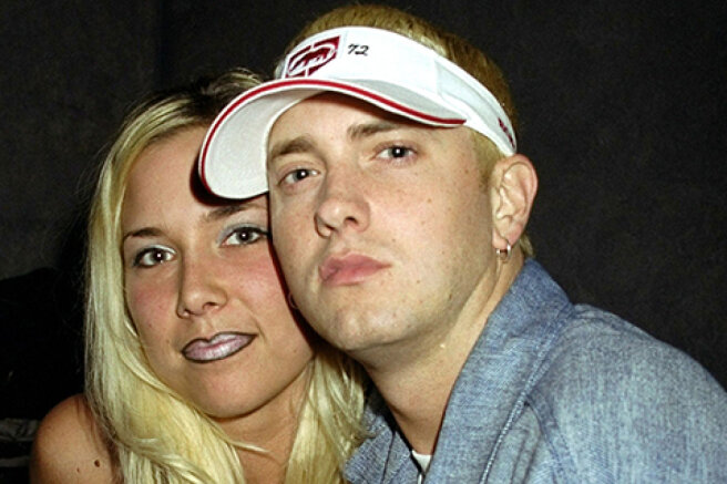 Eminem's ex-wife Kimberly Scott tried to commit suicide again