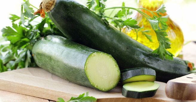 How to freeze zucchini so that they are as fresh