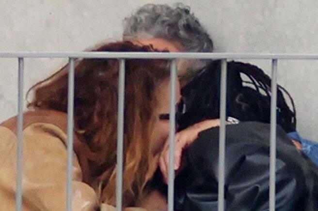 Rita Ora was caught kissing her lover Taika Waititi and Tessa Thompson